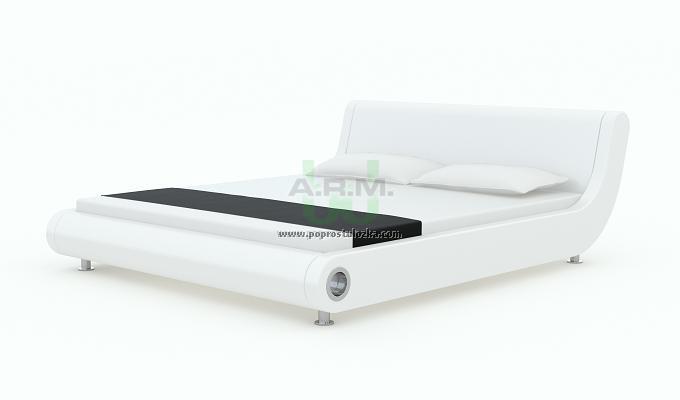 łóżko tapicerowane Caprice
