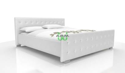 łóżko pojedyncze LUXOR