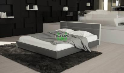 łóżko do sypialni tapicerowane SPEEDY