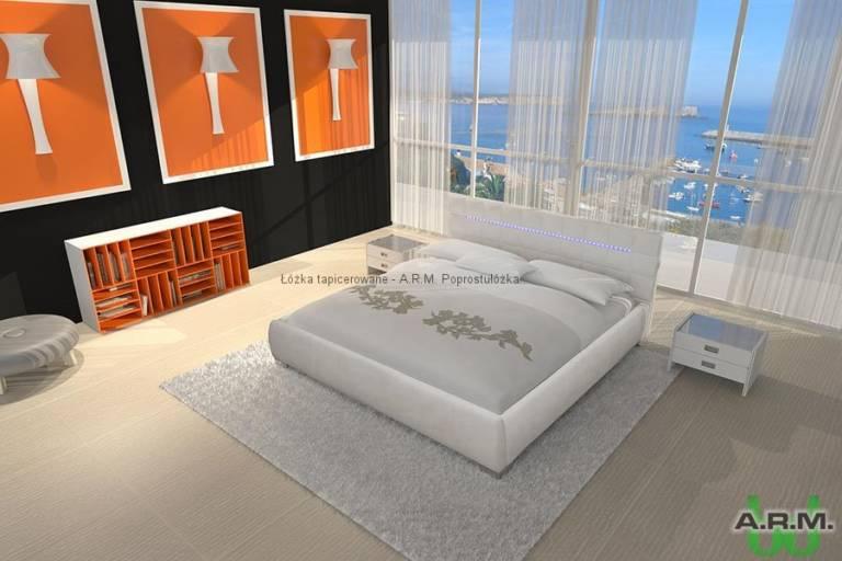 łóżko tapicerowane vita, łóżka tapicerowane vita, łóżko vita, łóżka vita