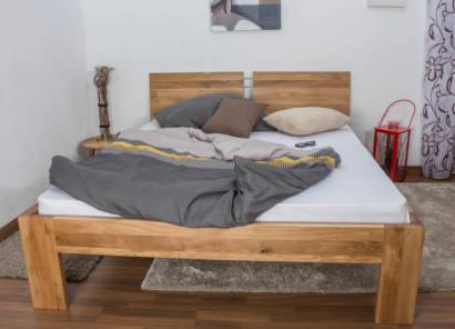 łóżka drewniane NATURA Dąb Dziki