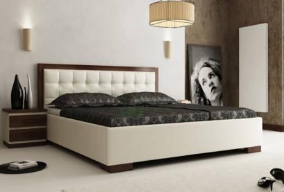 łóżko dwuosobowe LAZORA