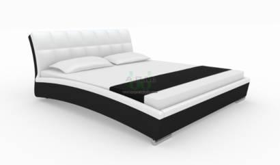 Łóżko tapicerowane SAMOA
